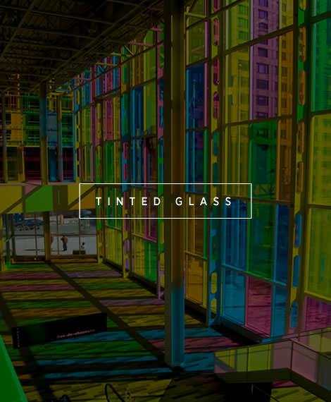 tinted glass home image