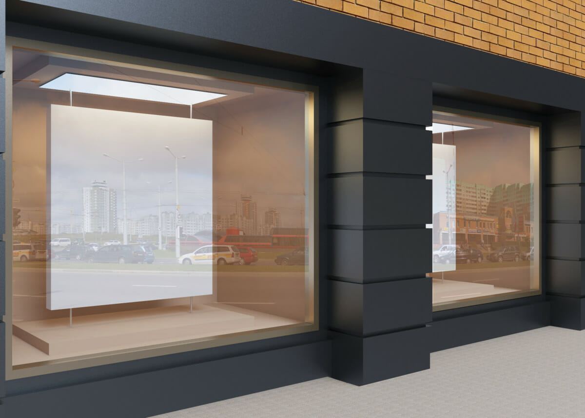 Storefront Windows And Doors 6 advantages of storefront glass for your business - economy